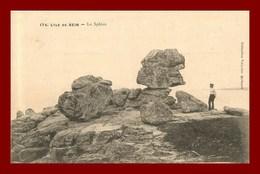 L'ile De Sein * Le Sphinx   ( Scan Recto Et Verso ) - Ile De Sein