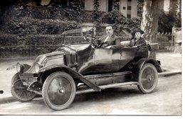 CARTE PHOTO - Voiture Ancienne ( Superbe )non écrite - Passenger Cars