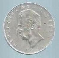25 CINCO SUCRES - 1944 ( EQUATEUR )  PIECE ARGENT - 18 Grammes - Diamètre 3,8 Cm - Ecuador