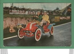 C.P.A  DE  LE  MANS -- CIRCUIT  DES 24 HEURES -- SERIE DU CINQUANTAIRE --  LA  RENAULT  1909 -- - Le Mans
