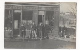 Inondations 1910  Région Parisienne - Cartes Postales