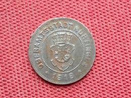 ALLEMAGNE Jeton OBERAMTSSTADT 1918 - Monétaires/De Nécessité
