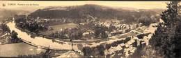 Esneux - Panorama Pris Des Roches (panorama Sur 2 Cartes) - Esneux