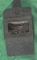 CP50 VIEUX PAPIERS POCHETTE Complète 12 Cartes N Bl   SUISSE GOTTHARD   Format 9 X 6 Cm Env - Cartes