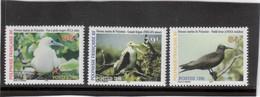 VV6 - POLYNESIE FRANCAISE - PO 510 / 512 ** MNH De 1991 - FAUNE - Oiseaux Marins De Polynésie - Birds - Französisch-Polynesien