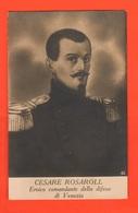 Venezia Cesare Rosaroll Ufficiale 2 Sicilie Caduto In Difesa Veneziana 1848 - Storia