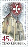 Czech Republic - 2019 - Sovereign Military Order Of Malta - Mint Stamp - Tchéquie
