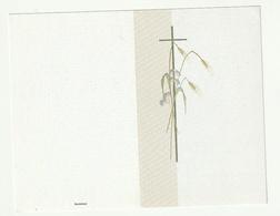 Dp. Zuster Marie Josée Van Het H. Aanschijn DE COOMAN Outer-Ninove 1919 Vorselaar Karmel Herental Blankenberge 2001 - Images Religieuses