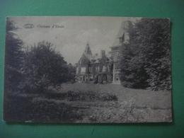 Château D' EHEIN ( Neupré - Engis ?) --- Vue Peu Courante - Neupré