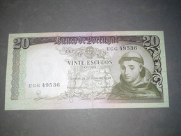 20 Escudos  26.05.1964 - Portugal