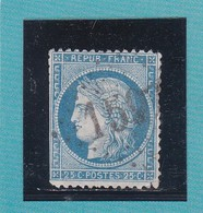 N° 60 A   GC  1597  FRONTENAY- ROHAN-ROHAN / 75- DEUX-SEVRES  - REF ACDIV - 1871-1875 Ceres