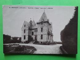 MESQUER QUIMIAC Loire Inférieure Atlantique,  Chalet Ker Loïc,  Côté Est , Tb - Mesquer Quimiac