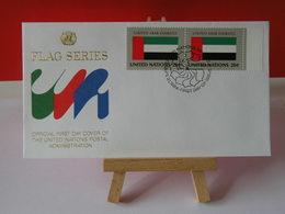 Nations Unies > Office De Genève - United Arab Émirates (Émirats Arabes Unis) - 21.9.1984 - FDC 1er Jour - FDC