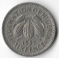 Nigeria 1959 6d [C760/2D] - Nigeria