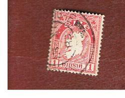 IRLANDA (IRELAND) -  SG 112c  -  1946  MAP 1    - USED - 1937-1949 Éire