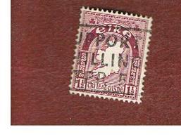 IRLANDA (IRELAND) -  SG 76  -  1940  MAP     - USED - 1937-1949 Éire