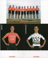 Cyclisme, Serie CCC Liv Dames 2019 - Cyclisme