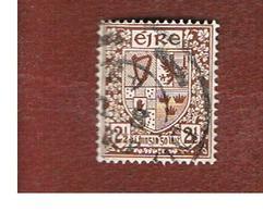 IRLANDA (IRELAND) -  SG 78  -  1941   ARMS  2 1/2    - USED - 1937-1949 Éire