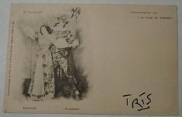 E12 - M LANDOUZY - OPERA COMIQUE 1901 LA FILLE DE TABARIN - Opéra