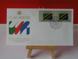 Nations Unies > Office De Genève - Tanzania (Tanzanie)- 21.9.1984 - FDC 1er Jour - FDC