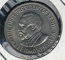 Kenia, 50 Cents 1969, UNC - Kenya