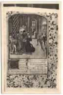 Antwerpen - Museum Plantin-Maretus - Opdracht Van Het Handschrift De La Vraye Amitié Van Cicero - Antwerpen