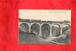F0303 - Viaduc De BON REPOS - TRAIN - France