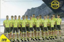Cyclisme, Serie Wallonie Bruxelles Dev 2019 - Ciclismo