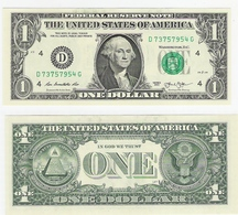 USA  1 Dollar 2013 Cleveland UNC - Federal Reserve Notes (1928-...)