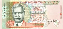 100 ROUPIES 2001 - Maurice