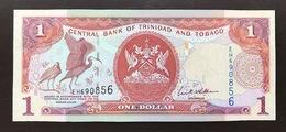 TRINIDAD TOBAGO P41C 1 DOLLAR 2006 UNC - Trindad & Tobago