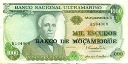 1.000 ESCUDOS 1976 - Mozambique