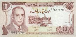 10 DIRHAMS 1970 - Morocco