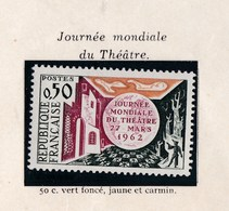 Timbre    Timbre  YT 1334 - Francia