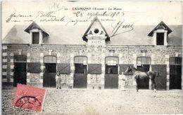 14 CAUMONT L'Eventé - Le Haras - Other Municipalities