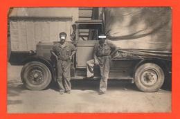 Camions Militare Fiat 621 Cpa  Scritta 1932 Regio Esercito Meccanici Trasporti Mezzi - Camion, Tir