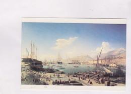 CPM PORT DE TOULON En 1854, Par ANTOINE MOREL FATIO, MUSEE DE LA MARINE - Toulon