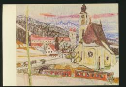 Bei Disentis - Alois Carigiet [AA39 0.300 - Suisse