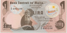1 LIVRE 1979 - Malte
