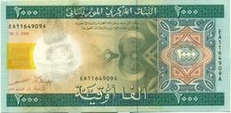 1.000 OUGUIYA 2004 - Mauritanie