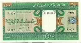 500 OUGUIYA 1999 - Mauritanie