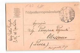 17044 POSTA MILITARE 21 DIVISIONE X ALESSANO - Poste Militaire (PM)