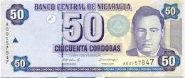 50 CORDOBAS 2002 - Nicaragua
