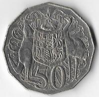Australia 2008 50c [C781/2D] - Decimal Coinage (1966-...)