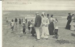 Blankenberghe Enfants à La Mer  (377) - Blankenberge