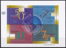 Argentinien, 1995, 2268/71, 50 Jahre Vereinten Nationen (UNO). MNH ** - Argentinien