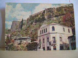 1941 - Gjinokastra - Keshtjelli - Argirocastro - Il Castello - Bashkia - Albania Italiana Cartolina Storica - Albania