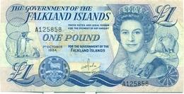 1 LIVRE 1984 - Falkland