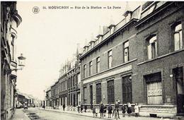 MOUSCRON - Rue De La Station - La Poste - Mouscron - Moeskroen