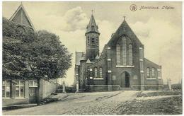 MONTALEUX - Mouscron - L' Eglise - Mouscron - Moeskroen
